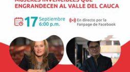 Alejandra Borrero y Carlos Moreno los invitados de #MeConectoConMiValle