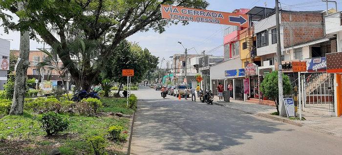 Por obras en la red de alcantarillado se realizará cierre en Ciudadela Comfandi
