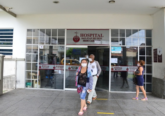 Gobierno departamental pasa a amarilla el nivel de alerta en la red de salud frente al COVID-19