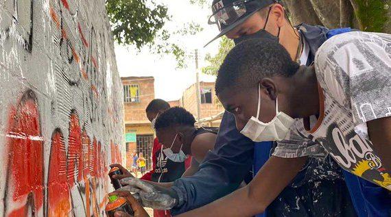 """Participa en la convocatoria del Festival de Arte Urbano """"Graficalia, Colores de Vida"""""""