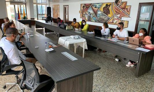 Gobierno del Valle avanza en la promoción del respeto a los líderes y defensores de derechos humanos de Buenaventura