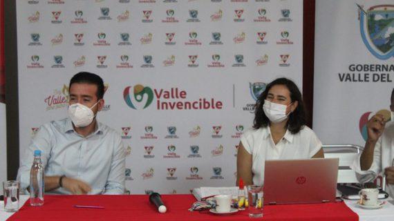 En el Valle del Cauca se lleva a cabo la Mesa Técnica de Evaluación de los Juegos Nacionales y Paranacionales 2023