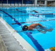 Los atletas de alto rendimiento volvieron el agua en las piscinas Hernando Botero O'Byrne