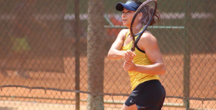 Eduardo Struvay y María Fernanda Herazo se coronaron en el Open de Tenis de Cali