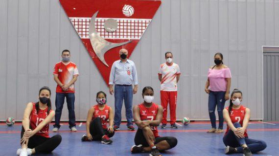 Regresan los saltos y las voleas al renovado coliseo de voleibol 'Francisco Chois' de Cali