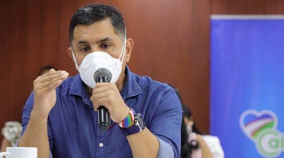 Alcalde Ospina se refirió a la Feria de Cali Virtual en la cumbre de la COVID-19