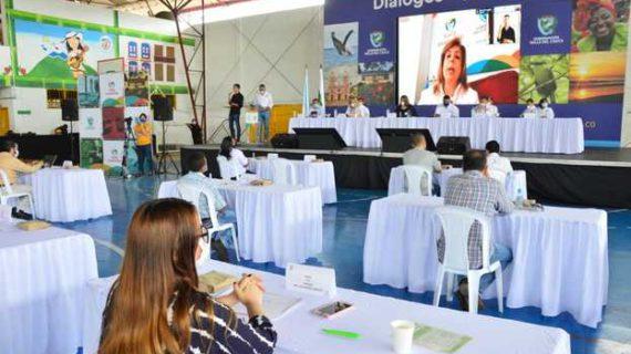 'Diálogos Vallecaucanos' se realizan este jueves 29 de octubre en Ginebra
