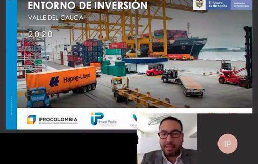 Inversión extranjera será clave en la reactivación liderada por la Gobernación del Valle con la meta de crear empleos