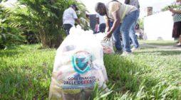 La Gobernación del Valle sigue con la entrega de ayudas alimentarias a poblaciones vulnerables del departamento