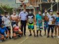 La Comuna 1 se alista para inversión en escenarios deportivos