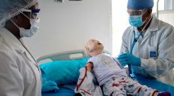 Los estudiantes de salud logran hacer sus prácticas profesionales en el Hospital Simulado de la USC