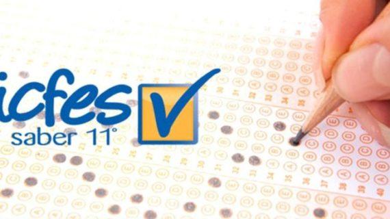 Sesiones adicionales para aplicación de pruebas Saber 11 garantizan medidas de bioseguridad para estudiantes de calendario A