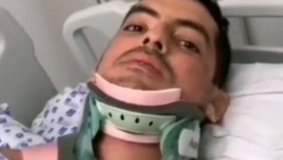 Se entregó el sujeto que atropelló al comunicador Francisco Domínguez Gaviria