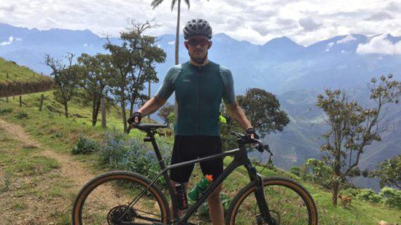 Francisco Domínguez Gaviria: la voz de los ciclistas atropellados