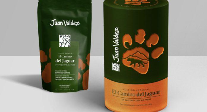 'El camino del Jaguar', un café que cuida sus pasos