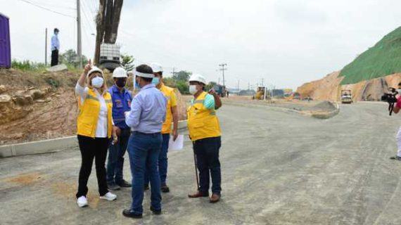 En dos semanas se habilitará tramo de la segunda calzada en la antigua vía Cali-Yumbo, en el sector Menga-Gecolsa