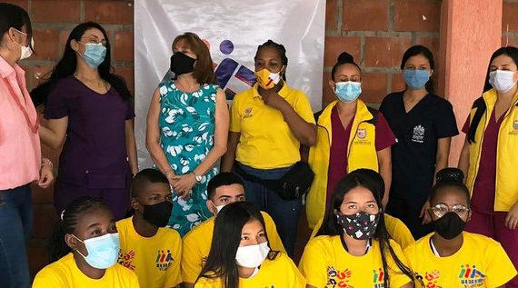 Jóvenes y adolescentes se convierten en multiplicadores de derechos en salud sexual y reproductiva