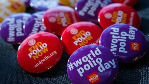 Rotary busca aliados para la erradicación de la Polio