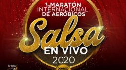A ritmo de salsa este domingo Cali vivirá la I 'Maratón Internacional de Aeróbicos'