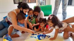 Talleres artísticos en las UTS, para niños de Cali