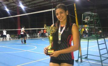 Ingrid Quintero Voleibol